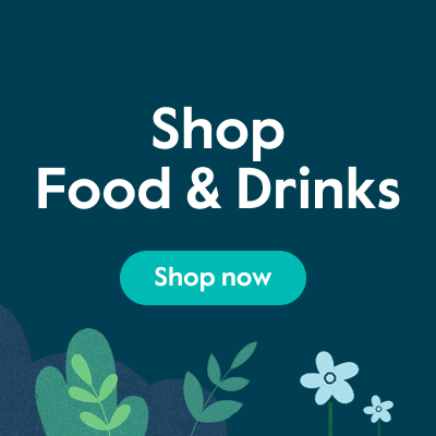 Shop Food & Drinks Products